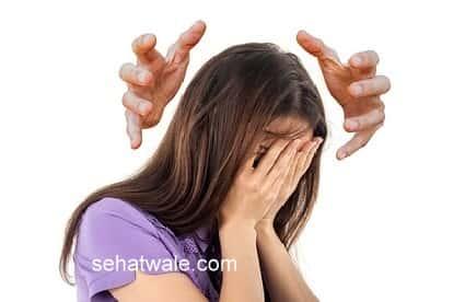 माइग्रेन यानी आधे सिर के लक्षण ,कारण और उपचार (in hindi)