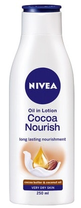 Nivea Cocoa Nourish Body Lotion